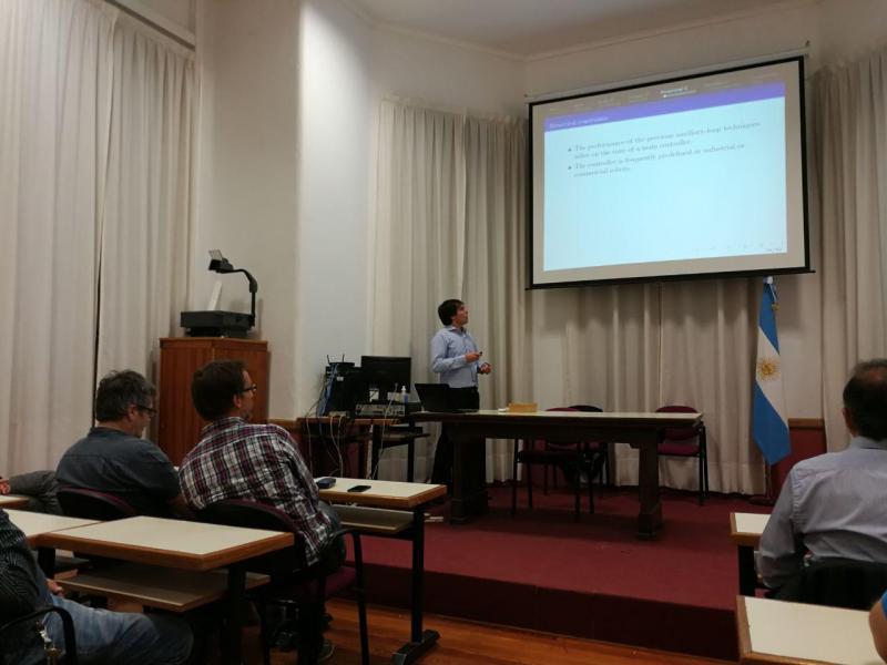 (2019) - Juan Luis Rosendo Ph.D thesis defense